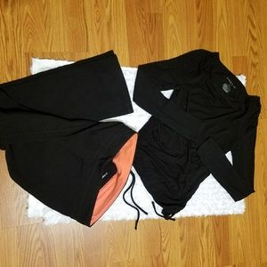 Liz lange) maternity... blouse and pants